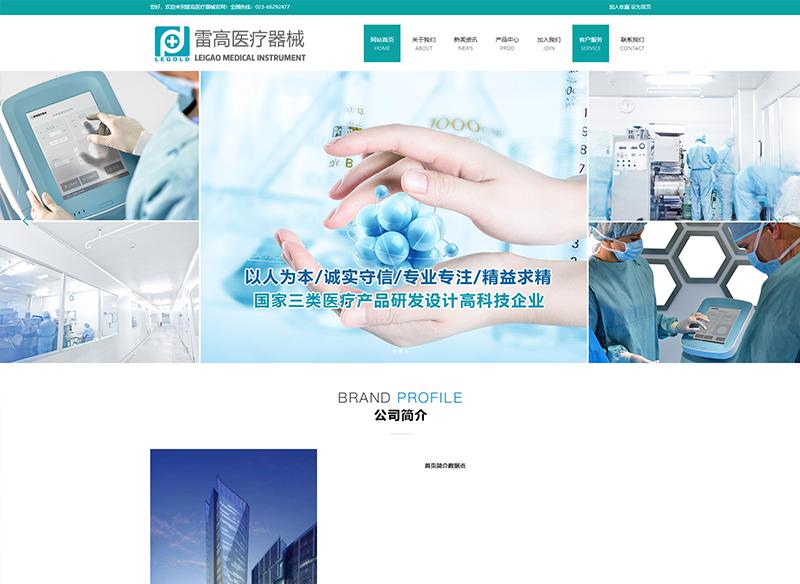 重庆雷高医疗器械有限公司