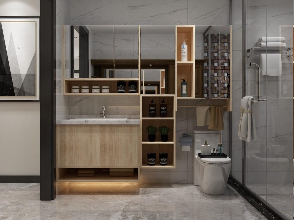 卫浴柜系列(一)